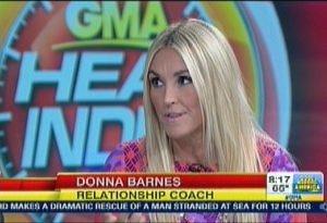Donna Barnes on GMA