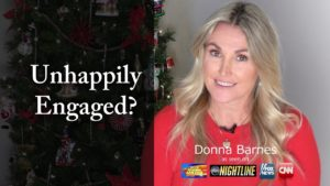 Unhappily engaged?